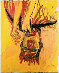 Clown - Georg Baselitz